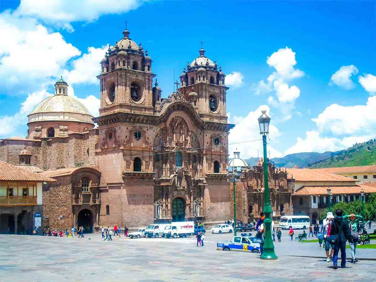 Cusco City Tour and Ruins