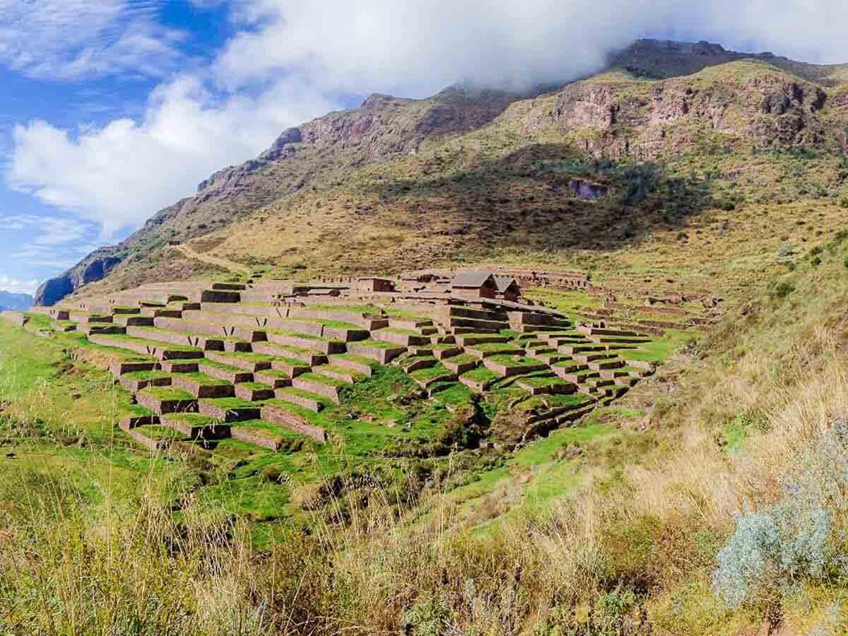 Huchuy Qosqo to Machu Picchu