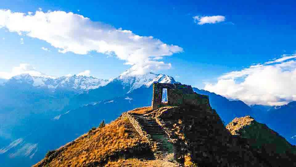 Inca Quarry Trail Machu Picchu