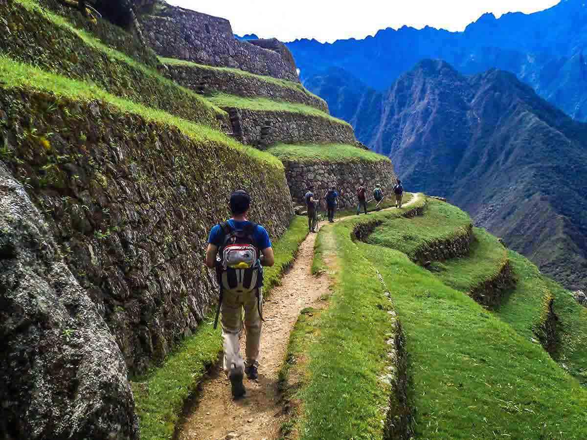 Machu Picchu Tours >> Inca Trail To Machu Picchu Tour 3 Days 3 Day Inca Trail Trek