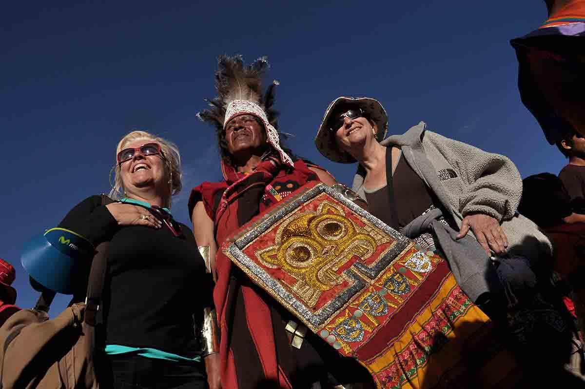 Inti Raymi Inca Trail Machu