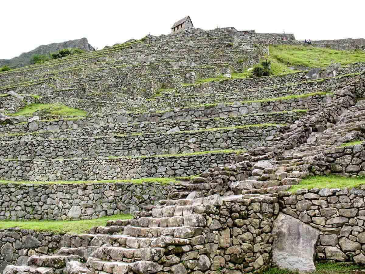 Machu Picchu - Inca Trail Machu Peru