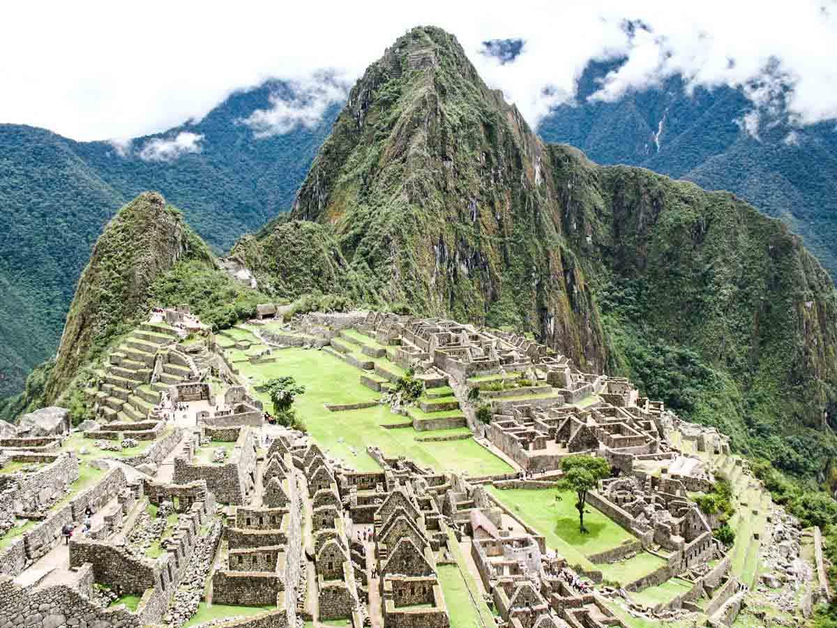 Machu Picchu - Inca Trail Machu Travel Peru