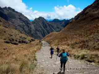 2 day Inca Trail difficulty