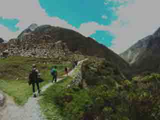 4 day vs 2 day Inca Trail Hikes