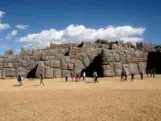 Archaelogical Complex of Sacsaywaman