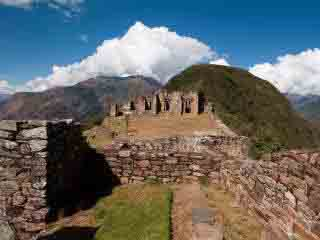 Choquequirao Trek Difficulty | Inca Trail Machu
