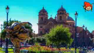 The gorditas of the Chinese Xu Hongfei arrived at Cusco