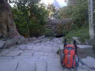 Where does the Inca Trail start?