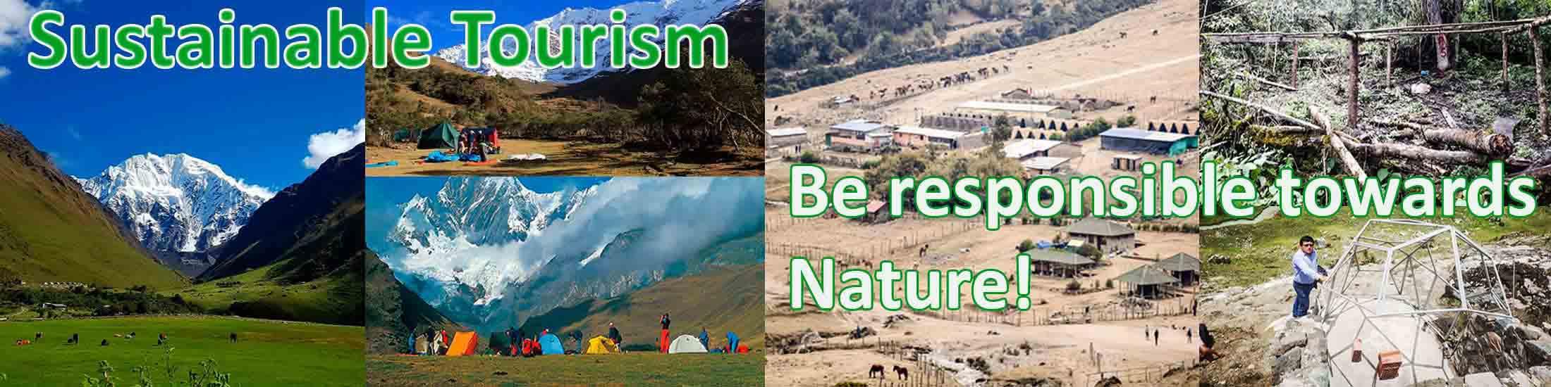 Resonsible Travel Salkantay Trek