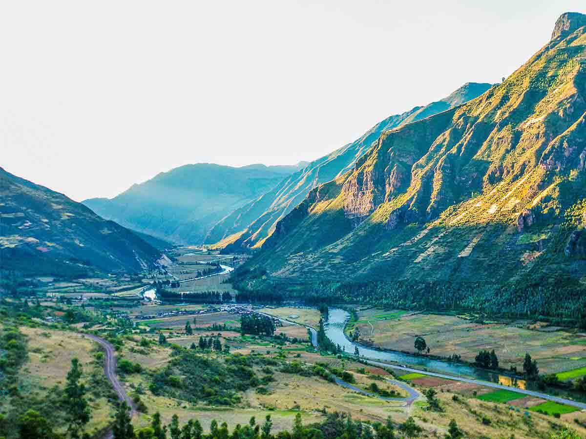Urubamba Sacred Valley Peru