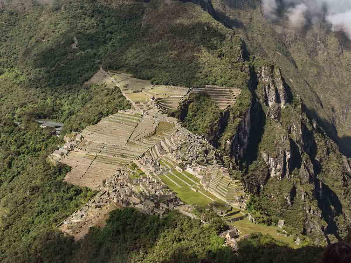Wayna Picchu Inca Trail Machu